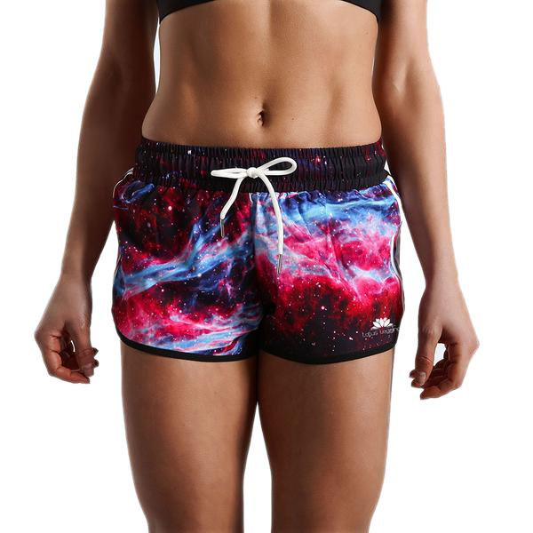 GALAXY RUNNING SHORTS