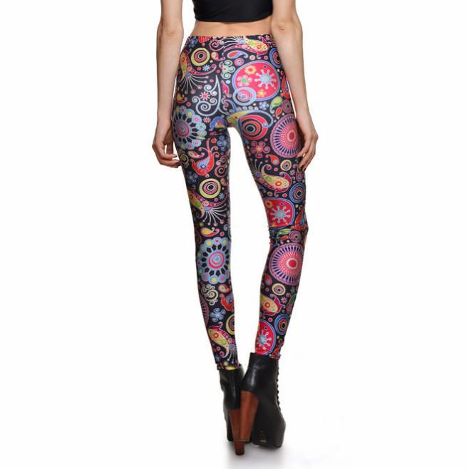 HALO HAVEN LEGGINGS - Lotus Leggings