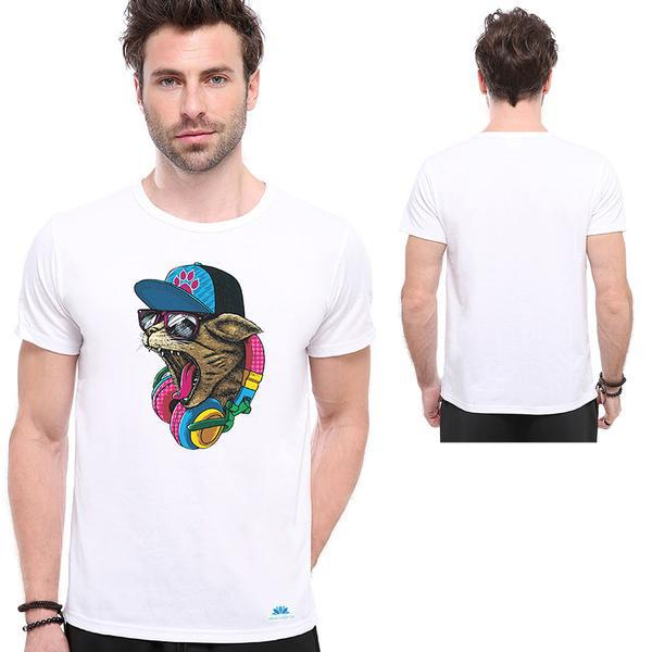 HIPHOP CAT T-SHIRT