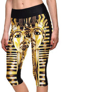 KING TUT ATHLETIC CAPRI
