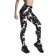 PLAYFUL UNICORN LEGGINGS