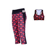 LOVE ME ATHLETIC SET - Lotus Leggings