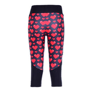 LOVE ME ATHLETIC CAPRI - Lotus Leggings