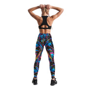 NEON CRAZE LEGGINGS