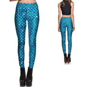 MERMAID MARBLE LEGGINGS