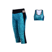 REGAL DRAGON ATHLETIC SET - Lotus Leggings