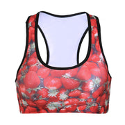 STRAWBERRY SPORTS BRA - Lotus Leggings
