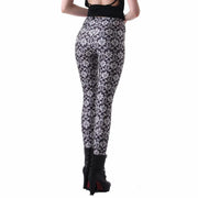 WALLPAPER LEGGINGS - Lotus Leggings