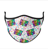 Reusable 8 years and up Adult Fashion Masks