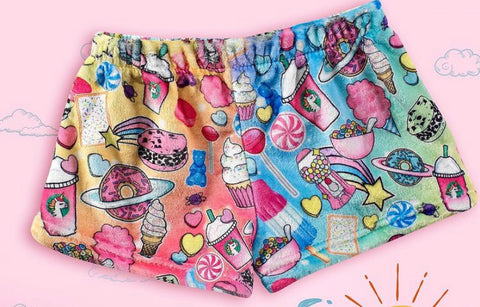 Girls Planet Sweet Shorts