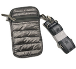 Crossbody Cell Bags - Metallic Collection