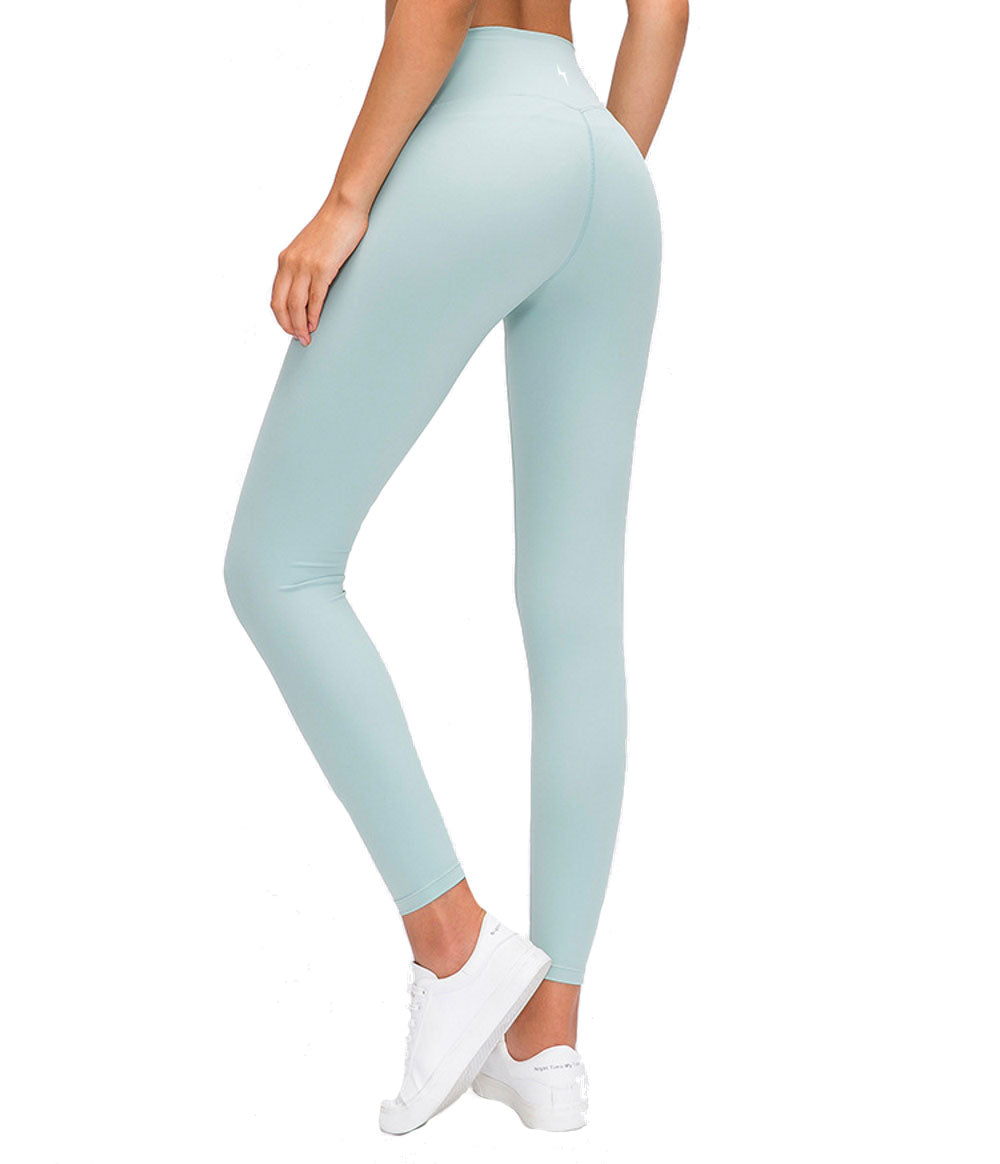 OSSIA Women's Naked Feeling Buttery Soft Workout Leggings | Yoga Pants