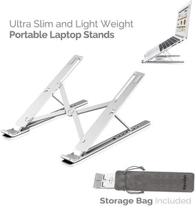 Fold-able Laptop Stand