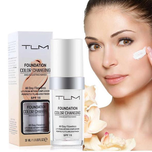 TLM™ Flawless Color Changing Foundation