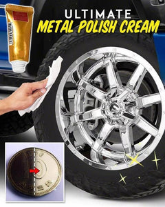 Metal Polish Magic Paste