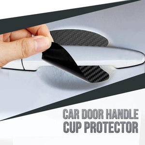 Car Door Handle Cup Protector 4Pcs Set
