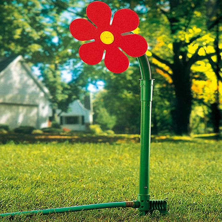 Sunflower Water Sprinkler