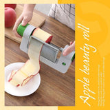 Manual Fruits Vegetable Sheet Slicer