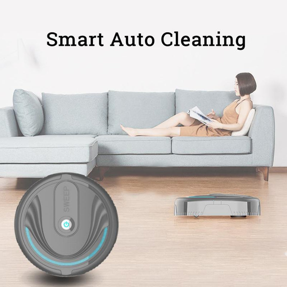 ALL-IN-ONE ROBOT FOR SWEEPING, MOPPING AND VACUUMING