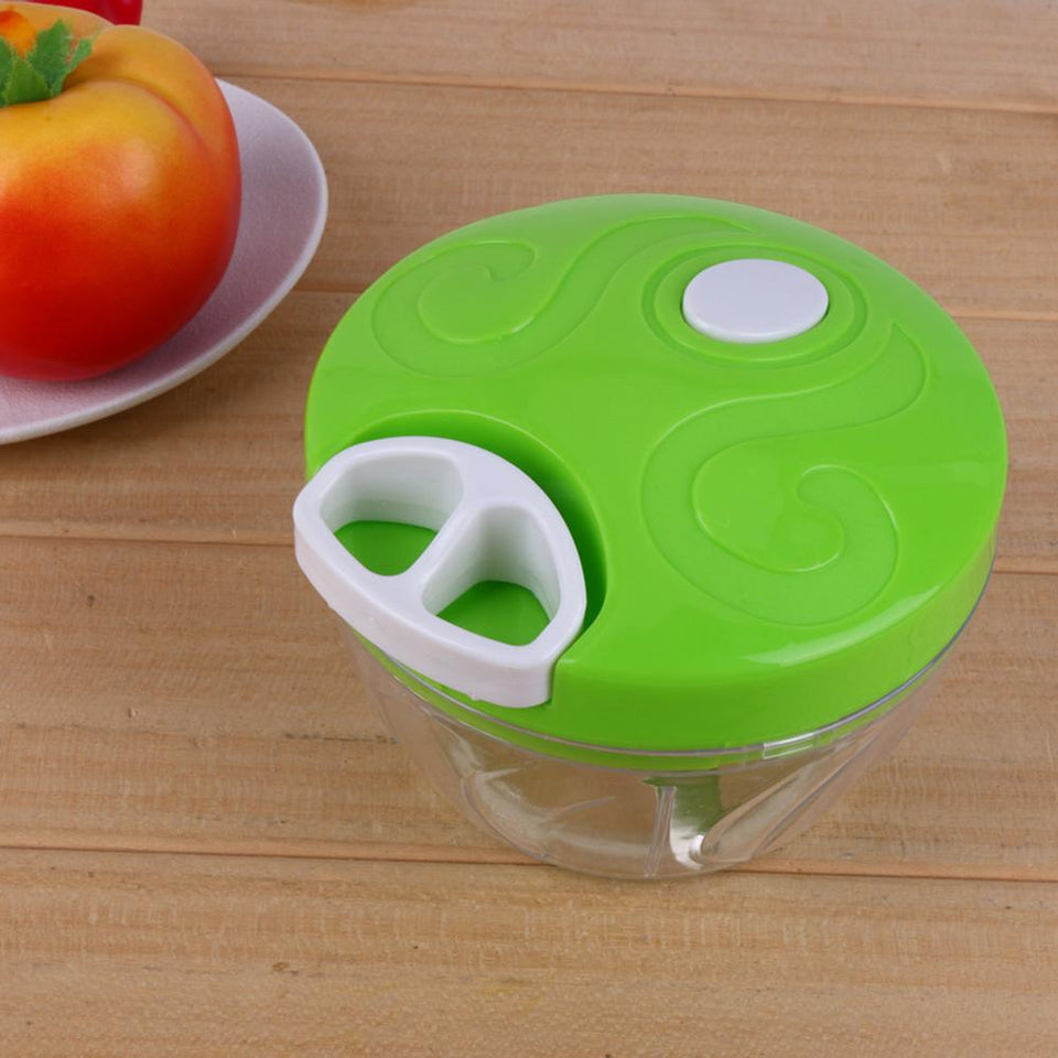 MULTIFUNCTIONAL VEGETABLE & FRUIT CUTTER