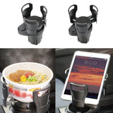 Multifunctional Vehicle-mounted Water Cup Drink Holder