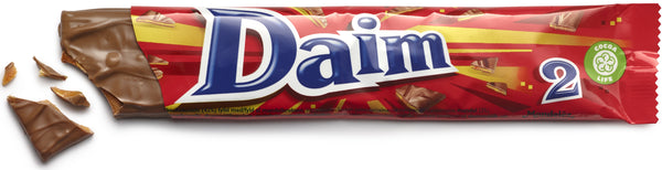 Daim Toffee Chocolate Bar