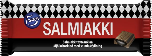 Salmiakki Chocolate Bar