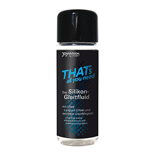 That's All You Need Silikon Gleitmittel - 100 ml