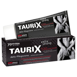 TauriX Peniscreme Extra Strong 40 ml