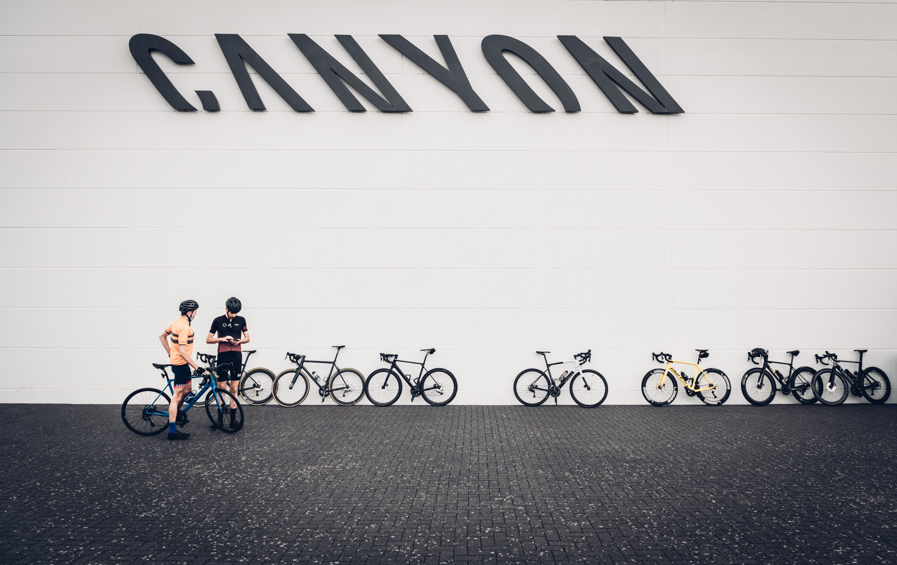 Feierabendrunde supported by Canyon / Race Vélo Club