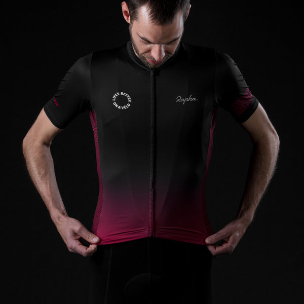 RVC X RAPHA Pro Team Midweight Jersey