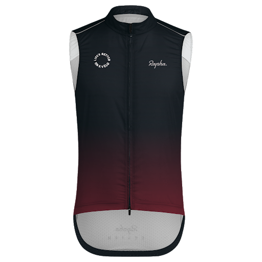 RVC X RAPHA Pro Team Lightweight Gilet