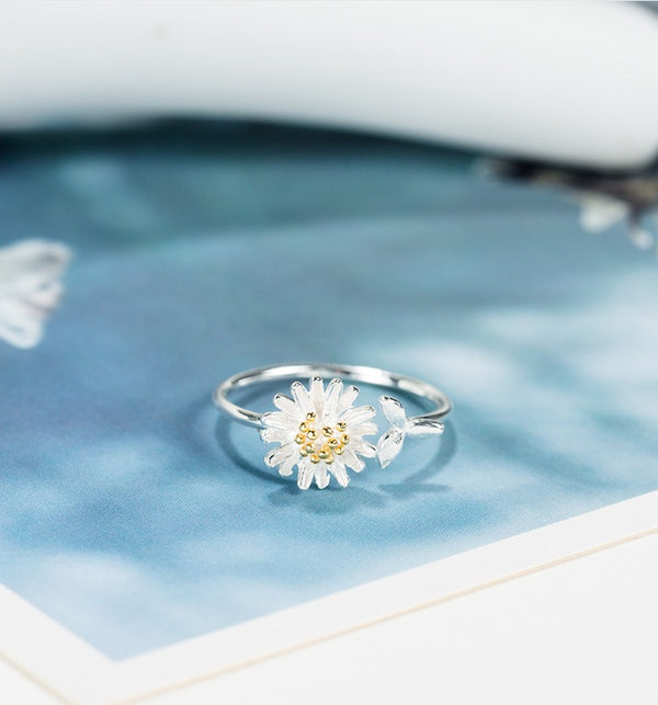 """Bee Marguerite"" - Bague Marguerite"