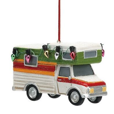 CAMPER ORNAMENT - RV