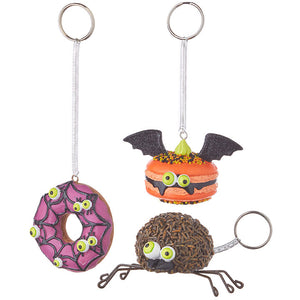 HALLOWEEN SWEETS ORNAMENT - BAT