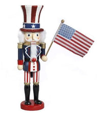 Load image into Gallery viewer, HOLLYWOOD UNCLE SAM NUTCRACKER
