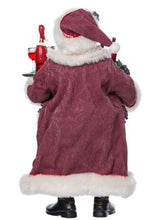 Load image into Gallery viewer, FABRICHE WINE HOLDING SANTA