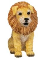HALLOWEEN COSTUME DOG - LION