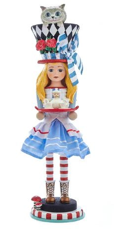 HOLLYWOOD ALICE NUTCRACKER