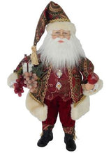 Load image into Gallery viewer, KRINGLE KLAUS WINE SANTA