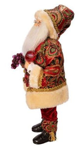KRINGLE KLAUS WINE SANTA