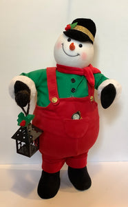 SNOWMAN CONDUCTOR 18""
