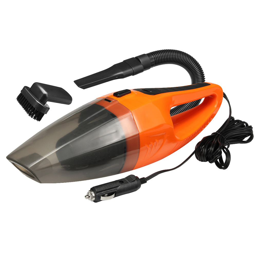 Turbo Motor Handheld Portable Wet And Dry Car Vacuum