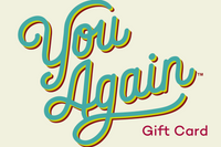 You Again Gift Card. Functional Baking Mixes Inspired by Ancient Ayurvedic Nutrition. Plant Based Baking, Gluten Free Baking, Paleo Baking, Vegan Chocolate. Functional Ingredients and Adaptogens.