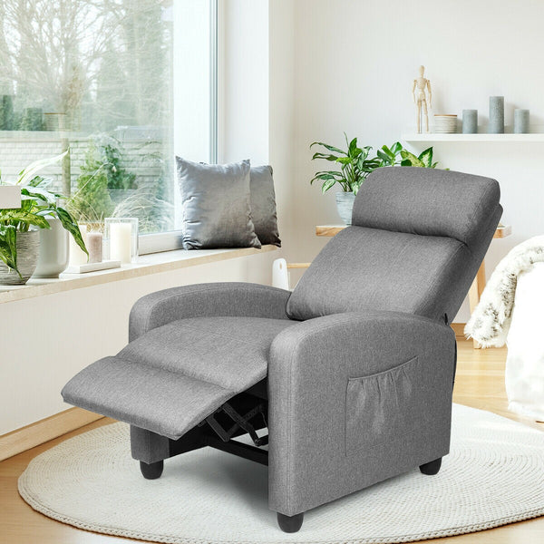 BestChair™ Recliner Wingback Chair with Massage Function