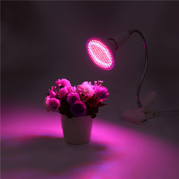 BestPlant™ 20W 200 LED Plant Grow Light Lamp Bulbs with Clip