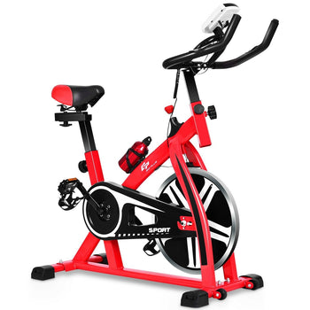 BestBike™ Deluxe Adjustable Exercise Bicycle Cycling Cardio Fitness