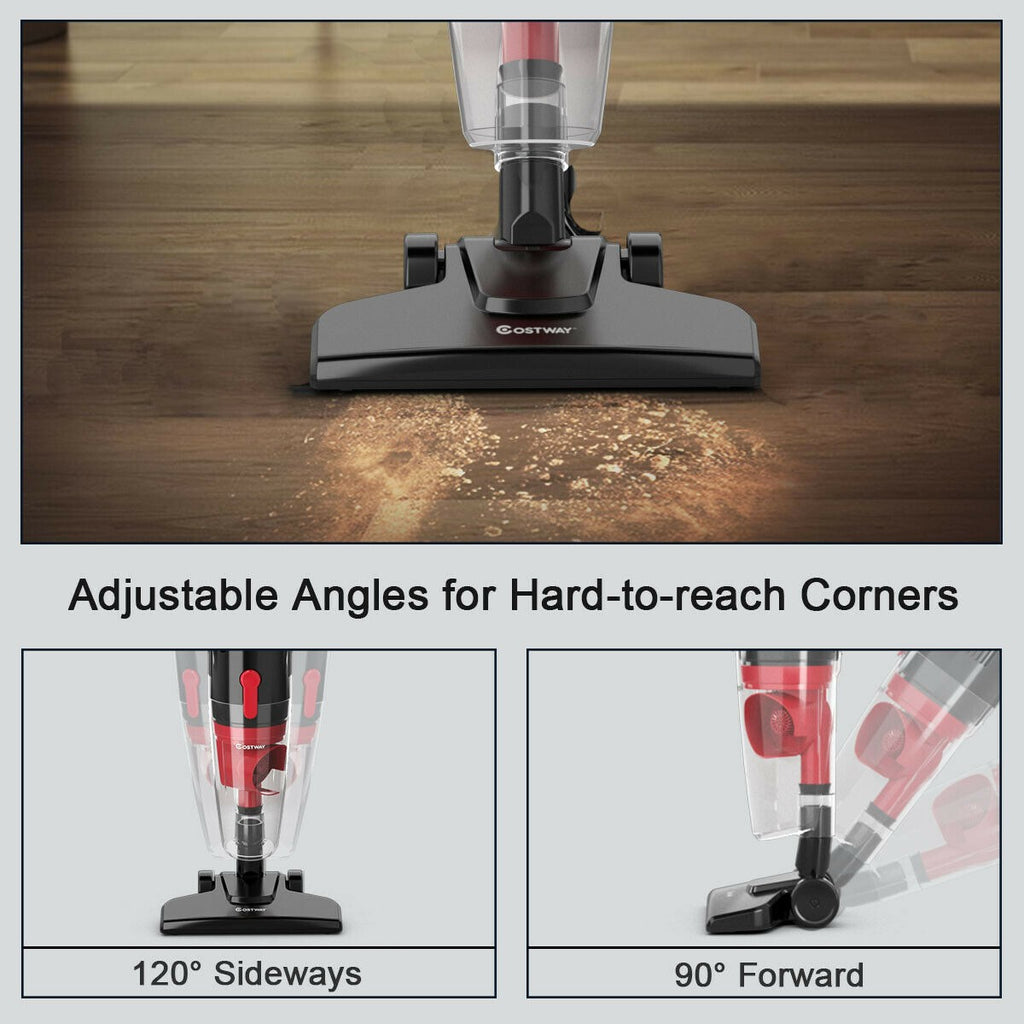 Best Vac™ Stick Vacuum Cleaner 6-in-1 600 W Corded Handheld