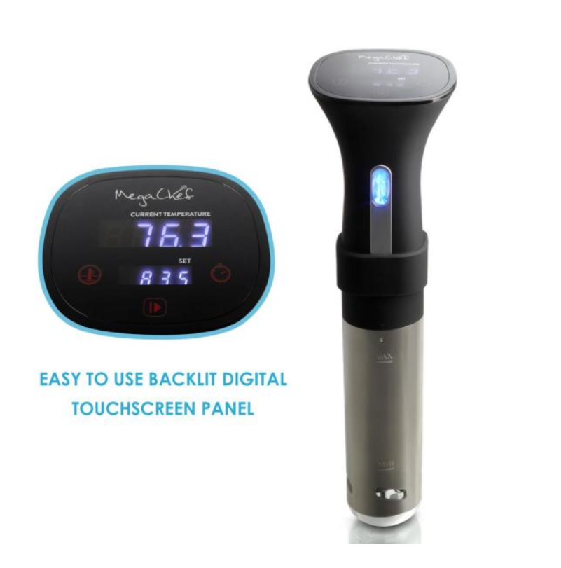 BestChefX™ Sous Vide Machine Precision Cooker Thermal Immersion w/LED Display