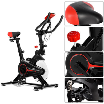BestBike™ Indoor Exercise Bike Cycling with LCD Display
